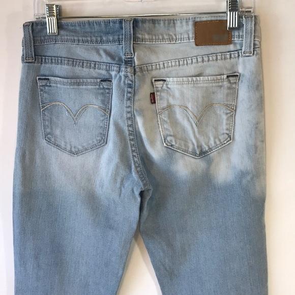 732220c37f9 Levi's Jeans | Levis Demi Curve Tie Dye Skinny Jean | Poshmark